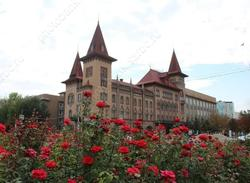 Консерваторию огородили из-за разрушения фасада