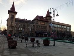 Ректор консерватории об отвалившейся детали фасада: 'На обрушение это не тянет'