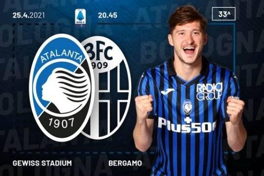 Миранчук вышел на замену в составе «Аталанты» и впервые за полтора месяца забил гол