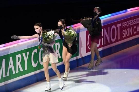 Новоиспеченная чемпионка мира по фигурному катанию Анна Щербакова не ожидала победы