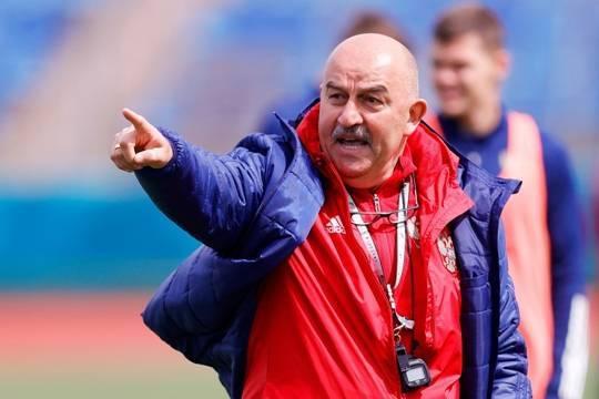 Черчесов признал ответственность за провал сборной России на Евро-2020