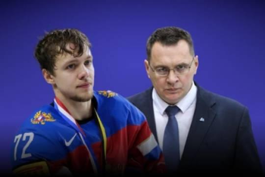 Что не поделили оппозиционный хоккеист Артемий Панарин и скандальный тренер Андрей Назаров