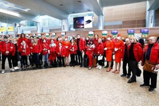 Елизавета Туктамышева возглавит сборную России на командном чемпионате мира в Японии