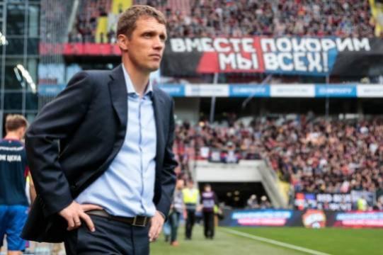 Главный тренер ЦСКА Виктор Гончаренко может покинуть клуб после провала в Лиге Европы
