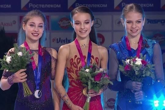 Лена Миро заявила о завершении карьеры Александры Трусовой