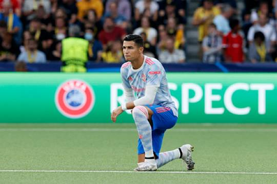 Роналду забил первый гол в новом сезоне Лиги чемпионов и повторил два рекорда