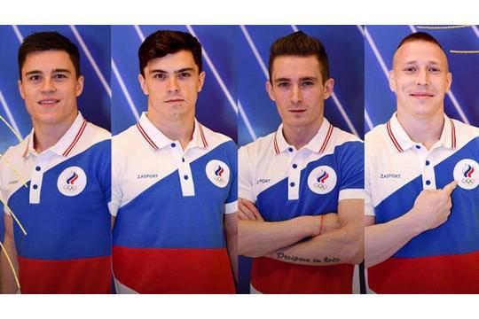 Российские гимнасты впервые за 25 лет выиграли золото Олимпиады в команде