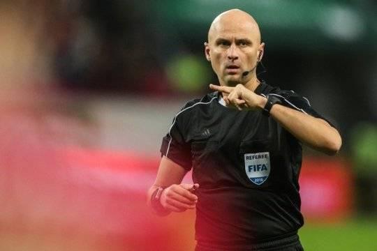 Российский футбольный арбитр Карасёв заразился коронавирусом