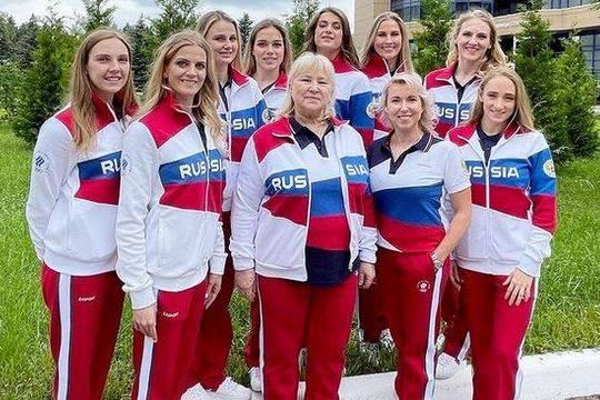 Российским синхронисткам запретили выступать на Олимпиаде в Токио в купальниках с медведем