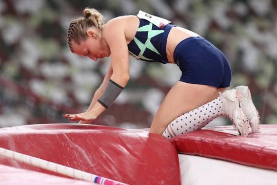 Россия завоевала первую медаль Олимпиады в легкой атлетике за 9 лет