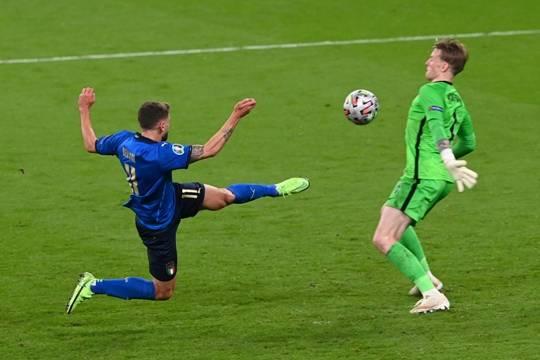Сборная Италии выиграла Евро-2020 по пенальти