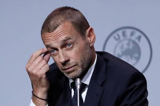 В УЕФА допустили возможность бойкота чемпионата мира по футболу