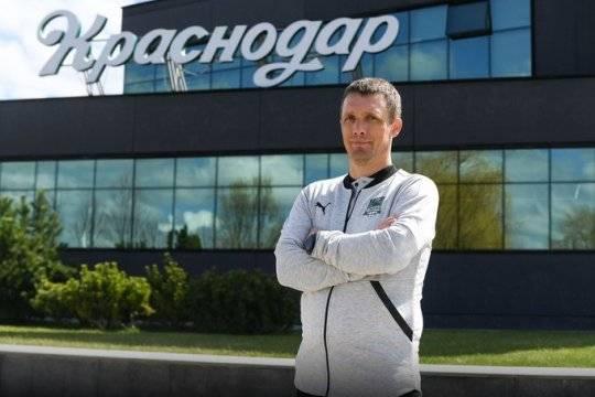 Виктор Гончаренко после увольнения из ЦСКА возглавил «Краснодар»
