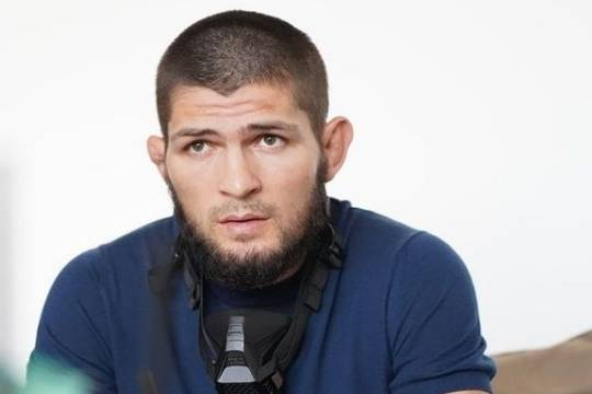 Хабиб Нурмагомедов оценил победу брата в дебютном бое в UFC