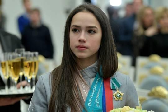 Загитова не появится на Олимпиаде в Пекине