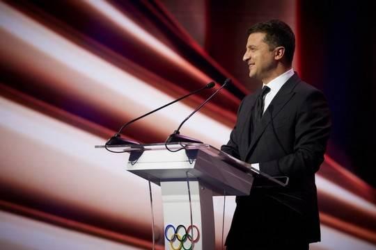 Зеленский заявил о готовности Украины принять Олимпиаду