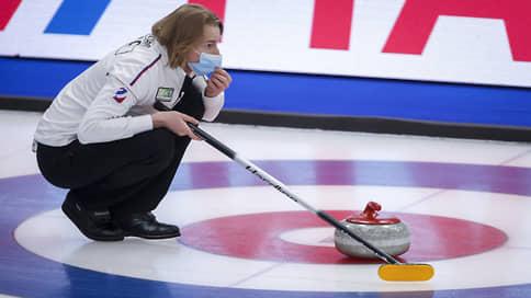 Россияне начистили олимпийскую путевку // Отечественные керлингисты впервые прошли в play-off чемпионата мира и отобрались на пекинскую Олимпиаду