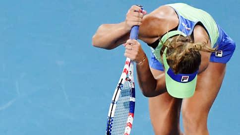 Теннисисткам не хватило внимания // Мужской теннис освещают больше и лучше