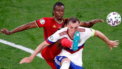 Влепили трешечку // Сборная России на старте чемпионата Европы крупно проиграла бельгийцам