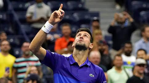 Новака Джоковича ждет предпоследний бой // Для завоевания 21-го титула на турнирах Большого шлема лучшему теннисисту мира осталось выиграть всего два матча