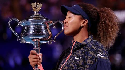 Вторая, но первая // Теннисистка Наоми Осака выиграла Australian Open