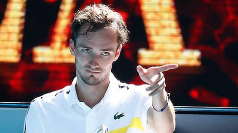 «Надеюсь когда-нибудь добраться и до первой строчки» // Даниил Медведев о победе на турнире в Марселе и втором месте в рейтинге