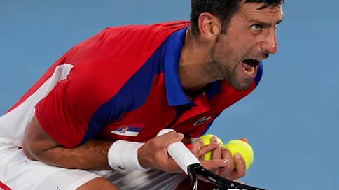 Новак Джокович примеряет очень большой шлем // У него отличные шансы стать самым титулованным теннисистом в истории