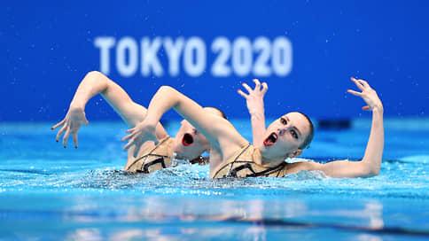 Российские синхронистки взяли золото Олимпиады в произвольной программе