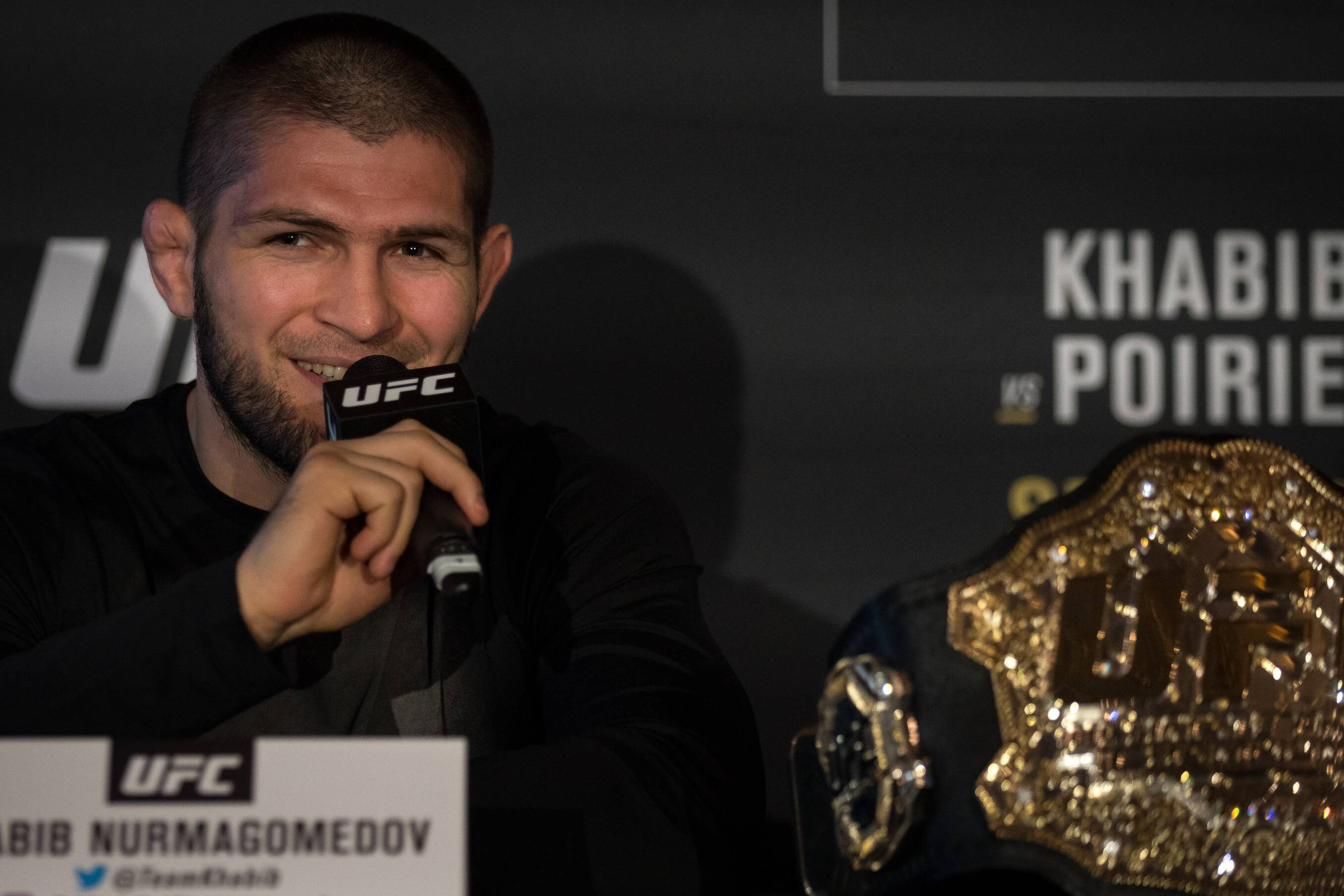 Хабиб рассказал, когда Махачев будет драться за титул UFC