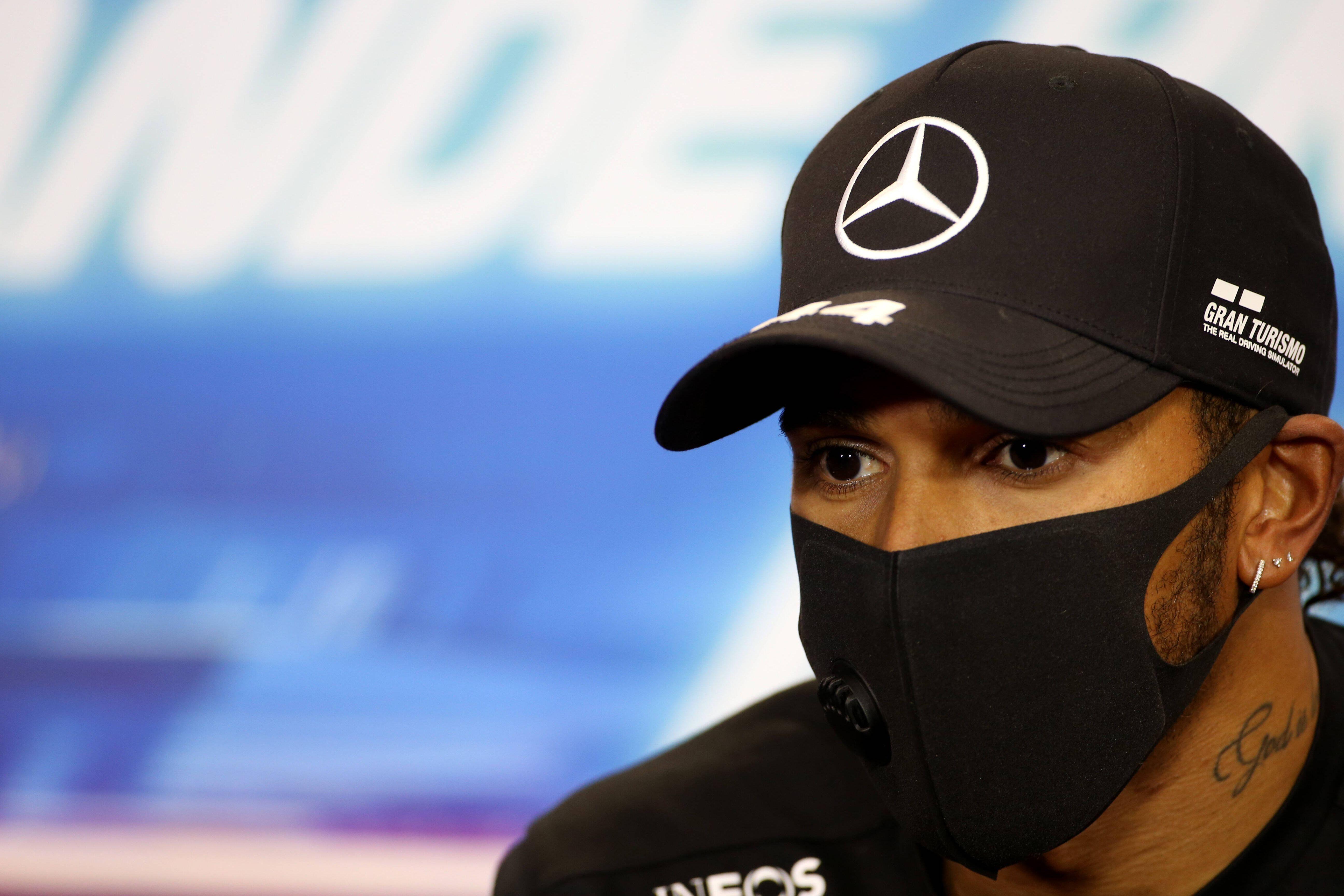 Хэмилтон: 'Мне не так долго осталось выступать в Формуле-1'