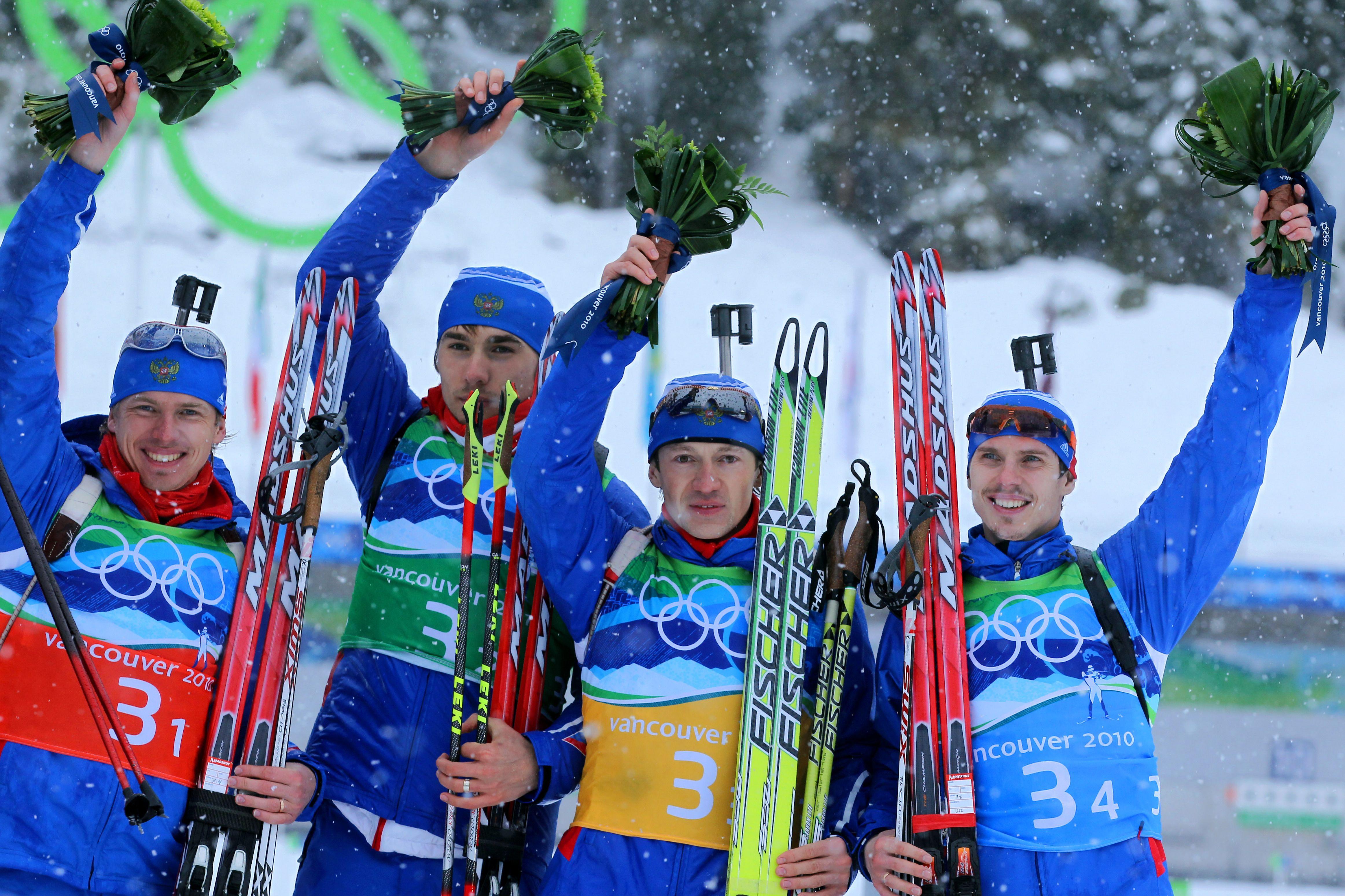 Президент СБР отреагировал на лишение Устюгова олимпийских медалей