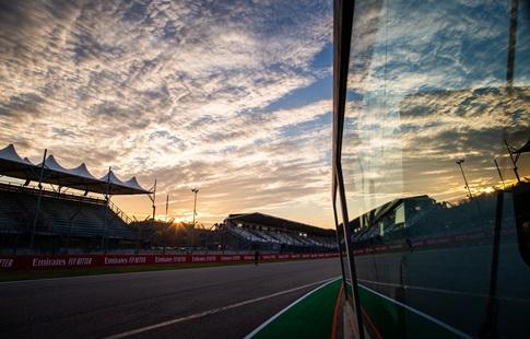 Формула-1, Гран-при Эмилии-Романьи, Квалификация, Прямая текстовая онлайн трансляция