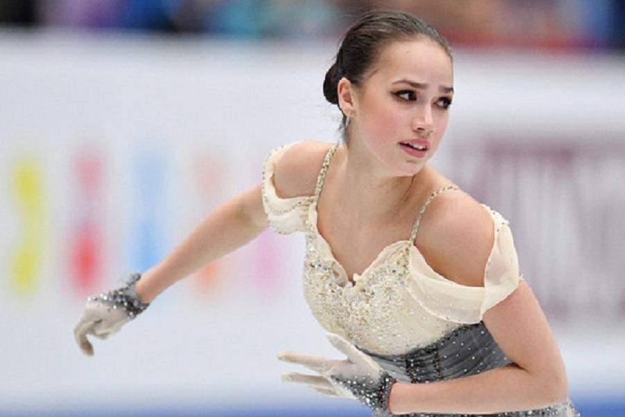 Загитова рассказала об опыте выступления в парном катании