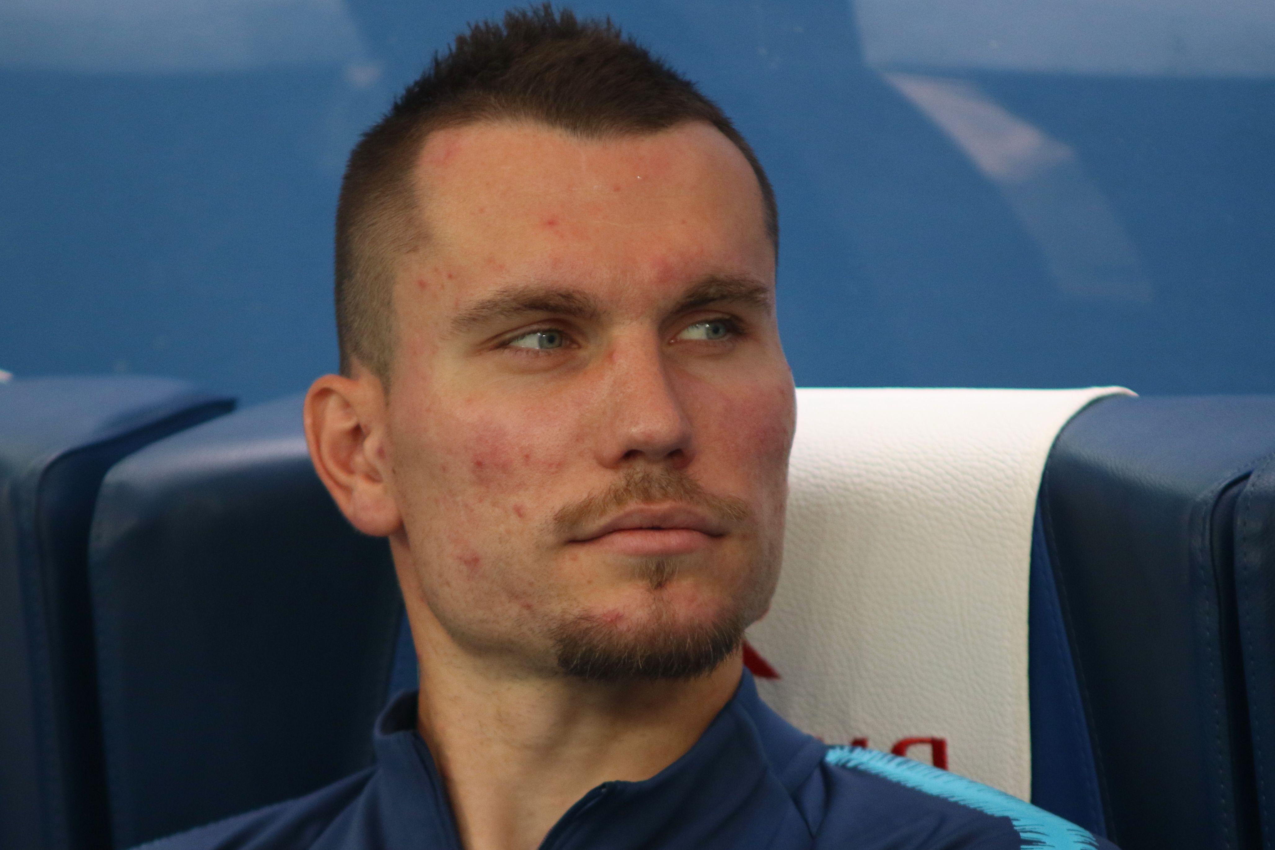 Заболотный будет вызван в сборную России на матчи Лиги наций с Турцией и Сербией