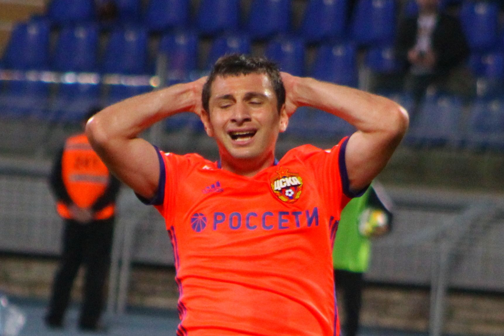 Как ЦСКА переиграл 'Ротор' - 1:0: решающий гол Дзагоева. ВИДЕО