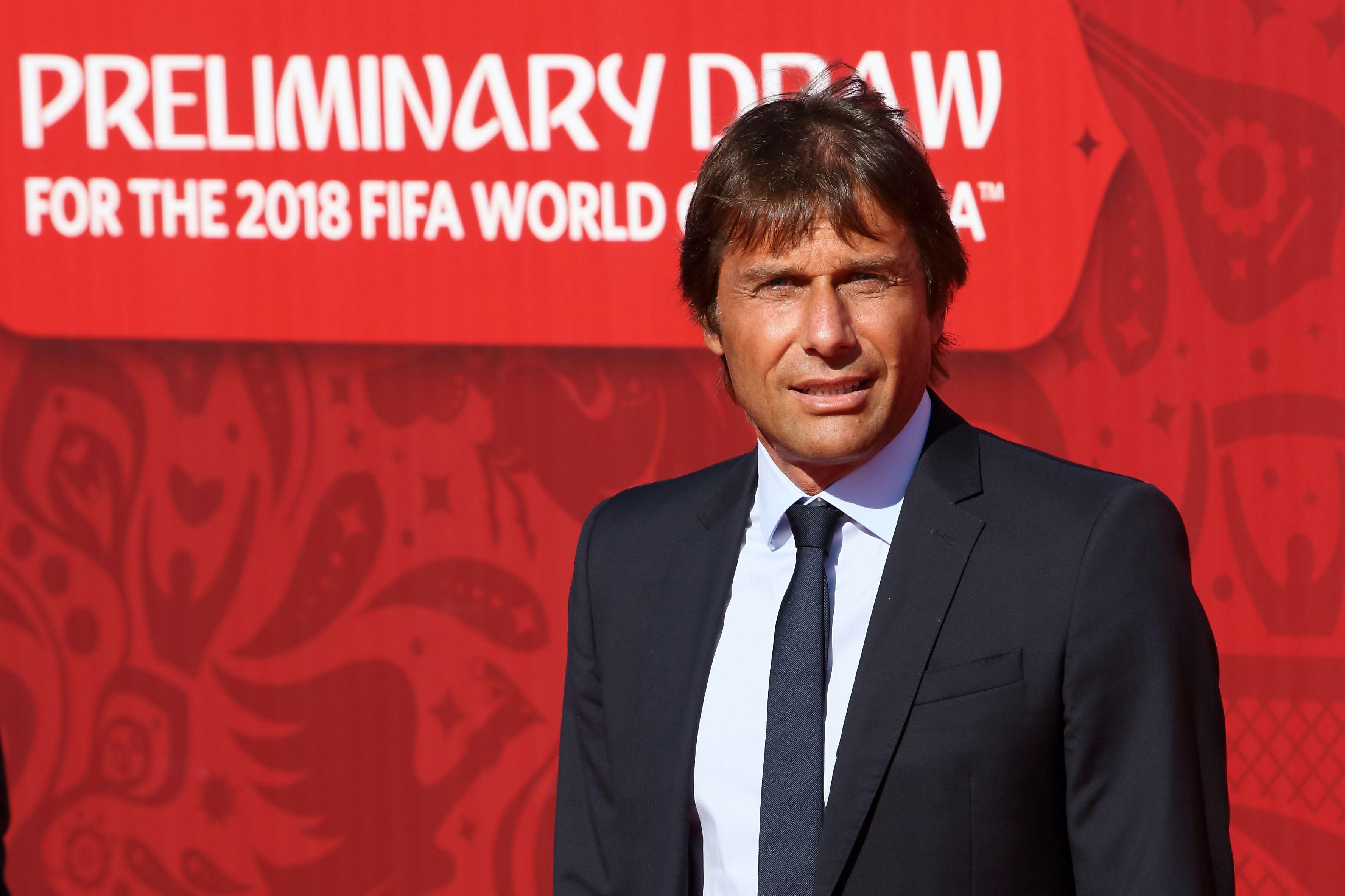 Конте: 'Была возможность стать тренером 'Реала'