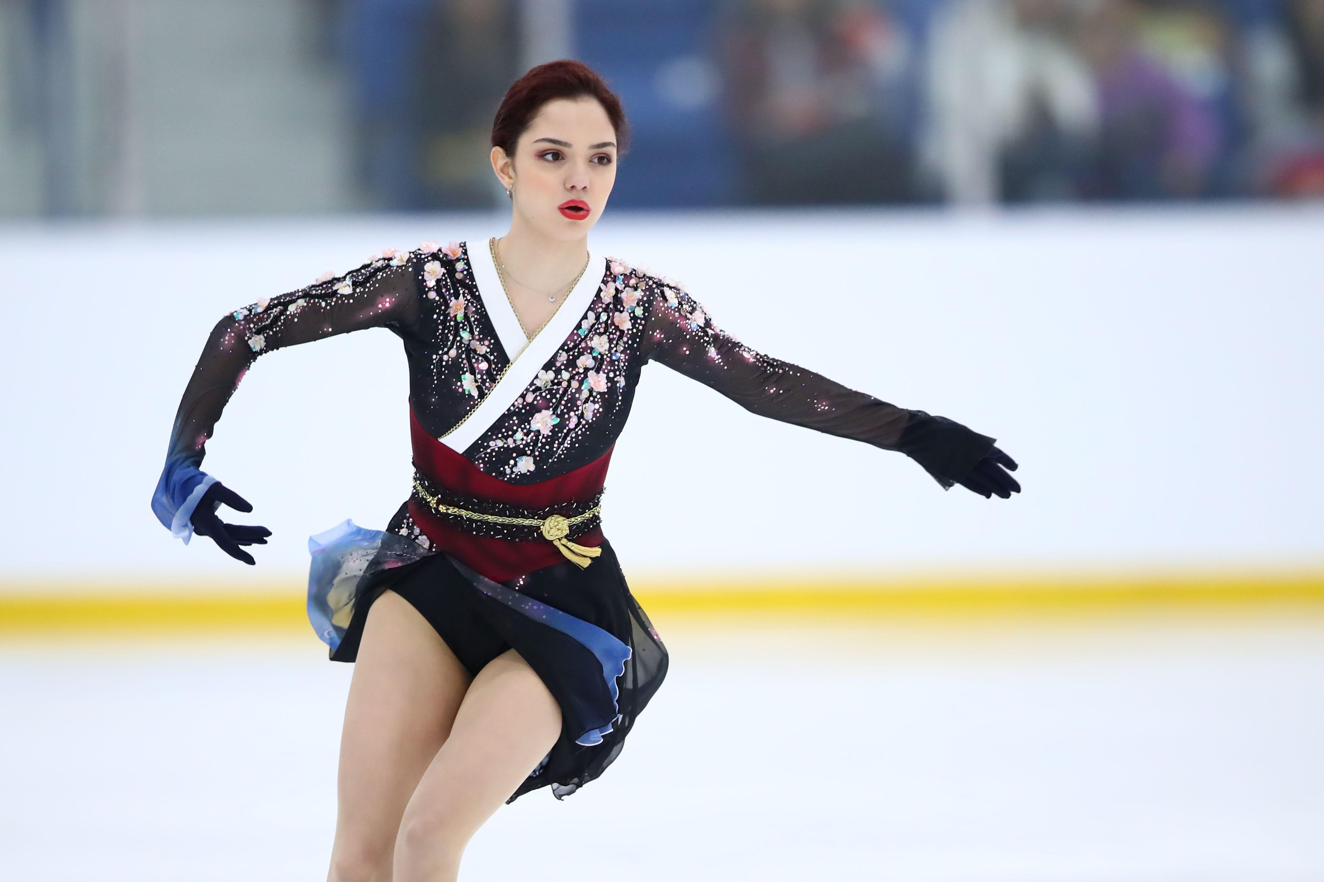Медведева не будет выступать на этапе Кубка России в Казани
