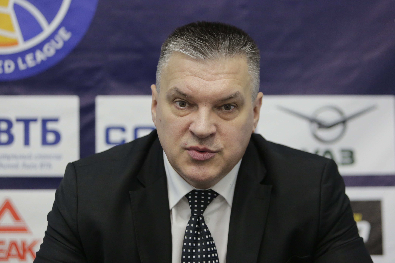 Пашутин отреагировал на победу в матче с 'Антверпом' в Еврокубке