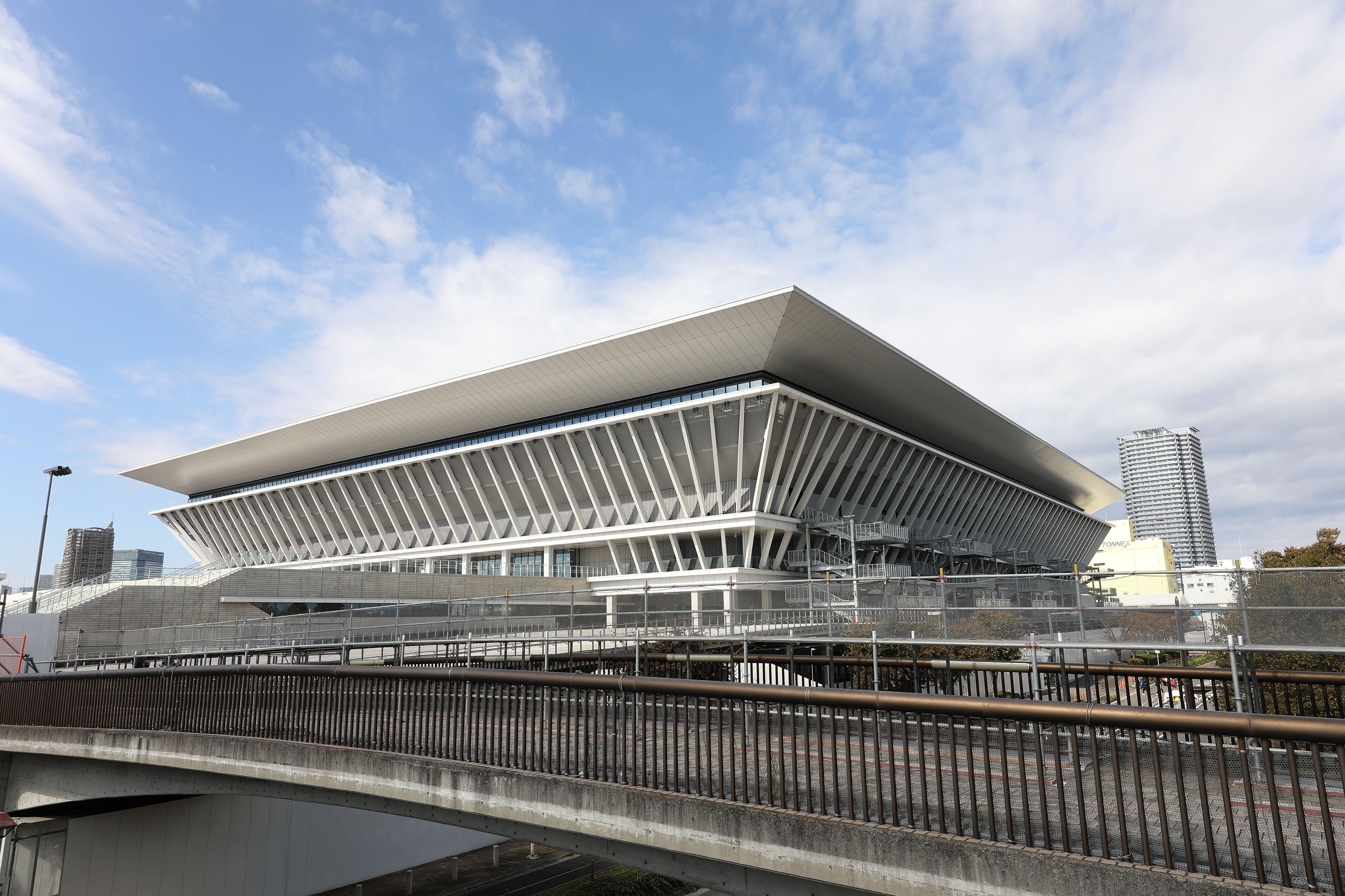 Тестовые соревнования на олимпийских объектах в Токио начнутся в марте