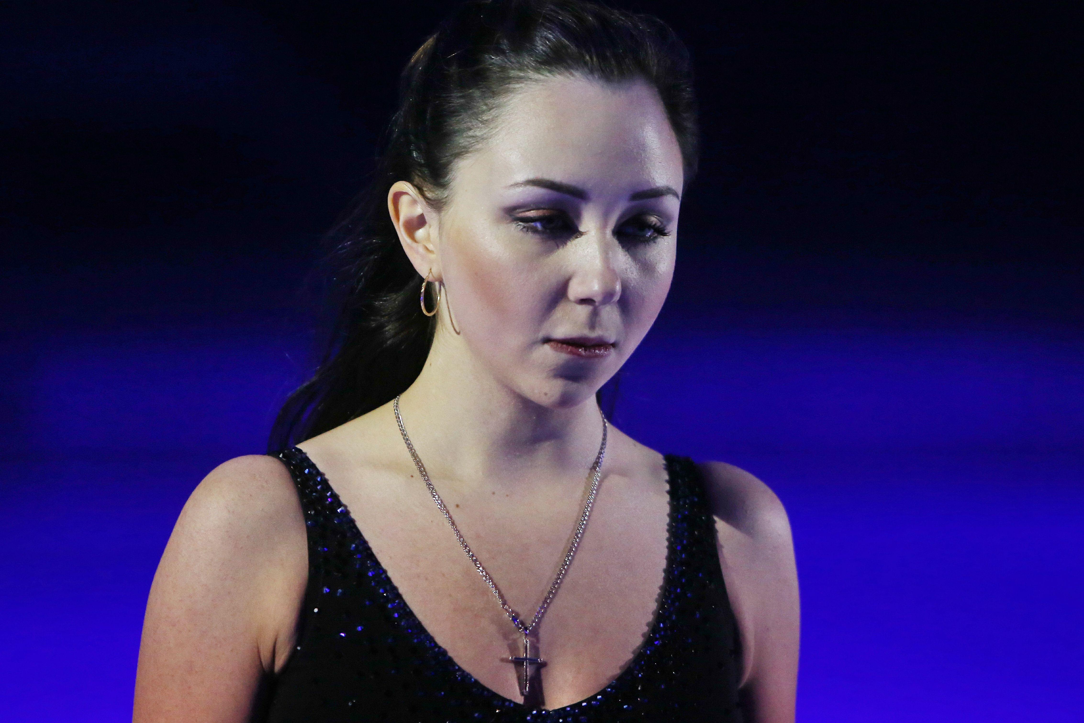 Туктамышева показала видео из раздевалки с подготовкой к выходу на лёд (ВИДЕО)
