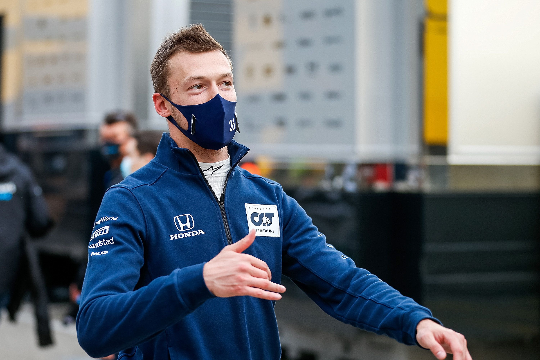 Квят признался, что не рассчитывает на место в 'Альфа Таури' в Формуле-1