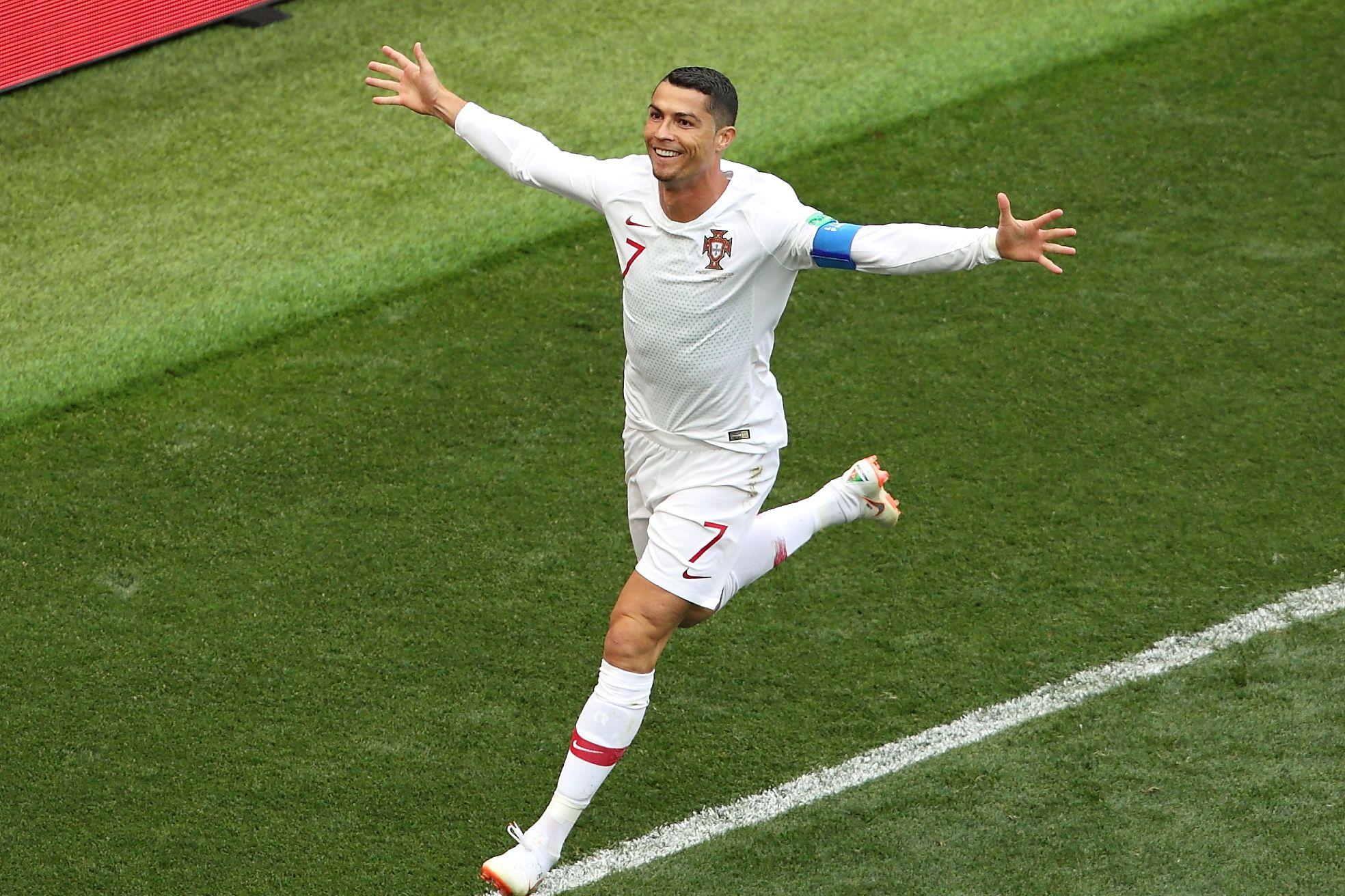 'Манчестер Юнайтед' собирается вернуть Роналду