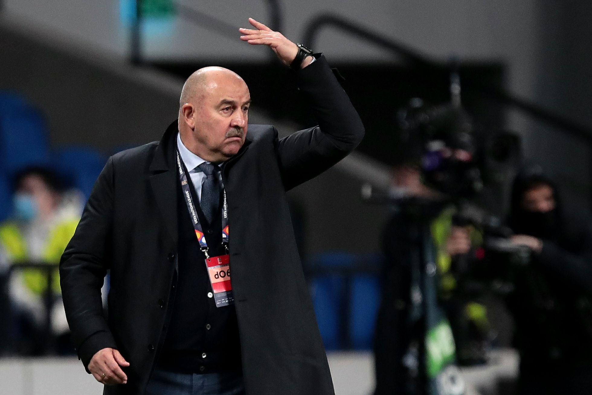 Черчесов подвёл итоги матча с Молдавией