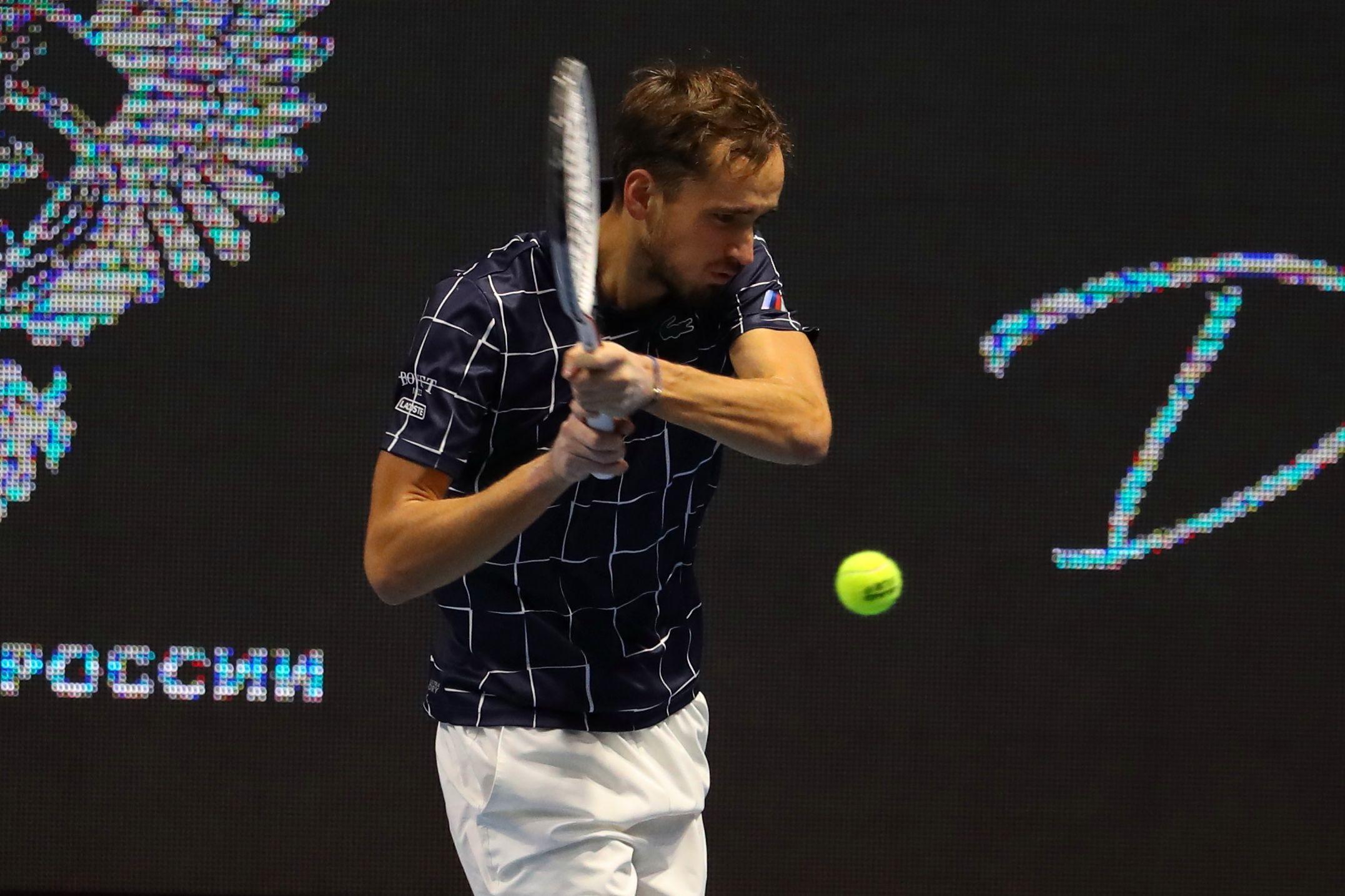 Ольховский: 'На Итоговом чемпионате ATP у Медведева вполне проходимая группа'