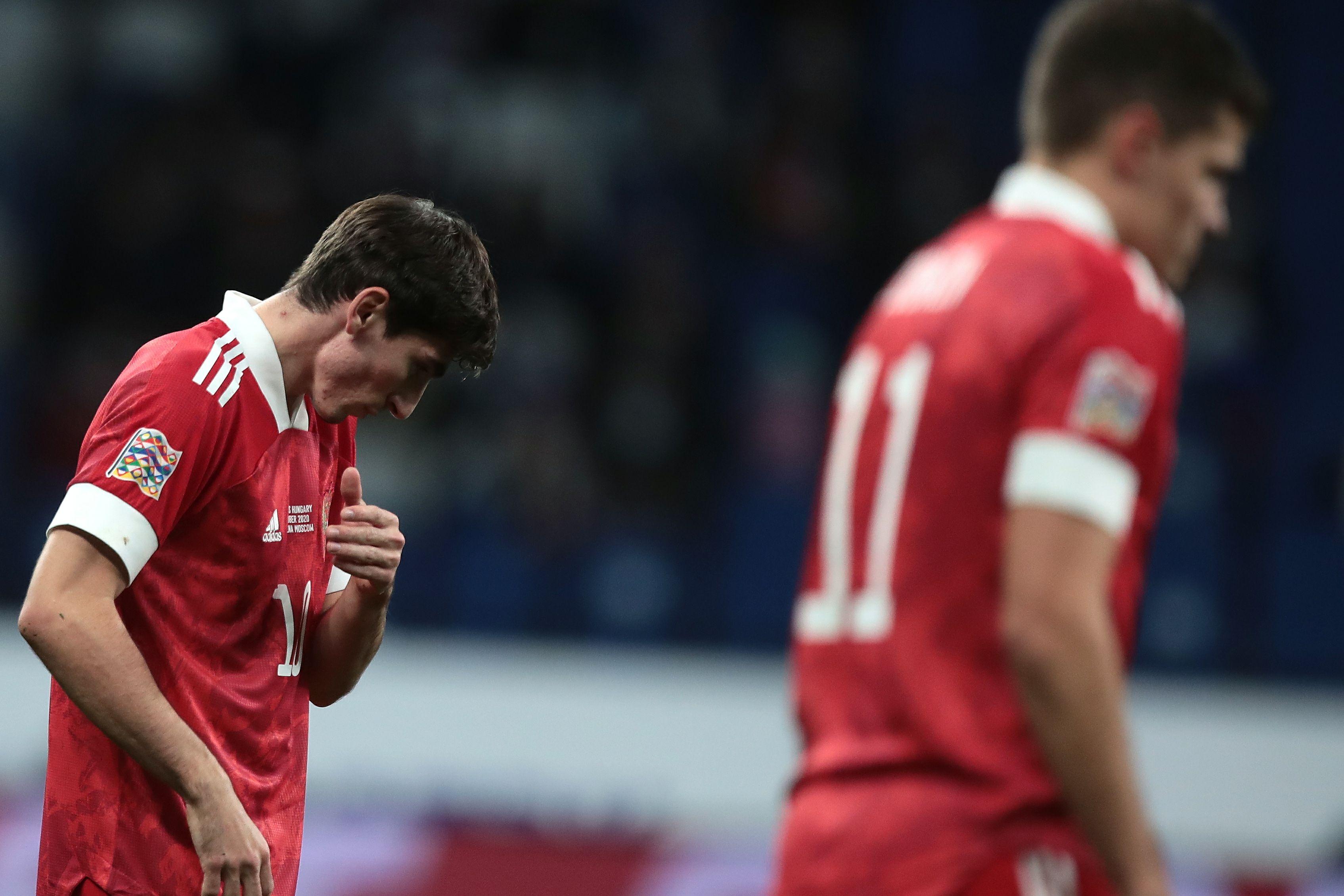 Тренер сборной Турции похвалил Россию за матч с Молдавией