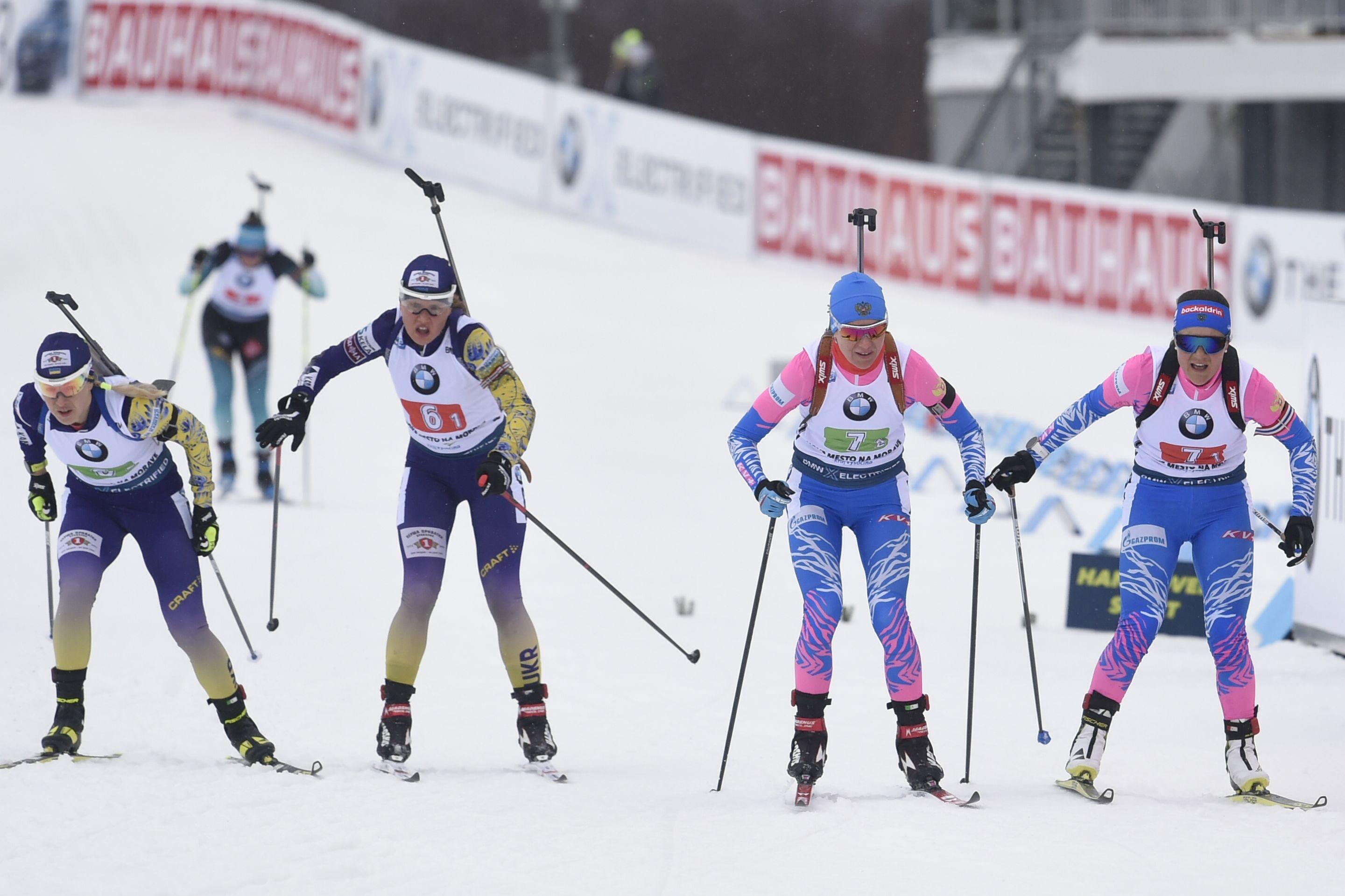 Норвежские биатлонисты призвали Россию извиниться за массовые допинговые нарушения