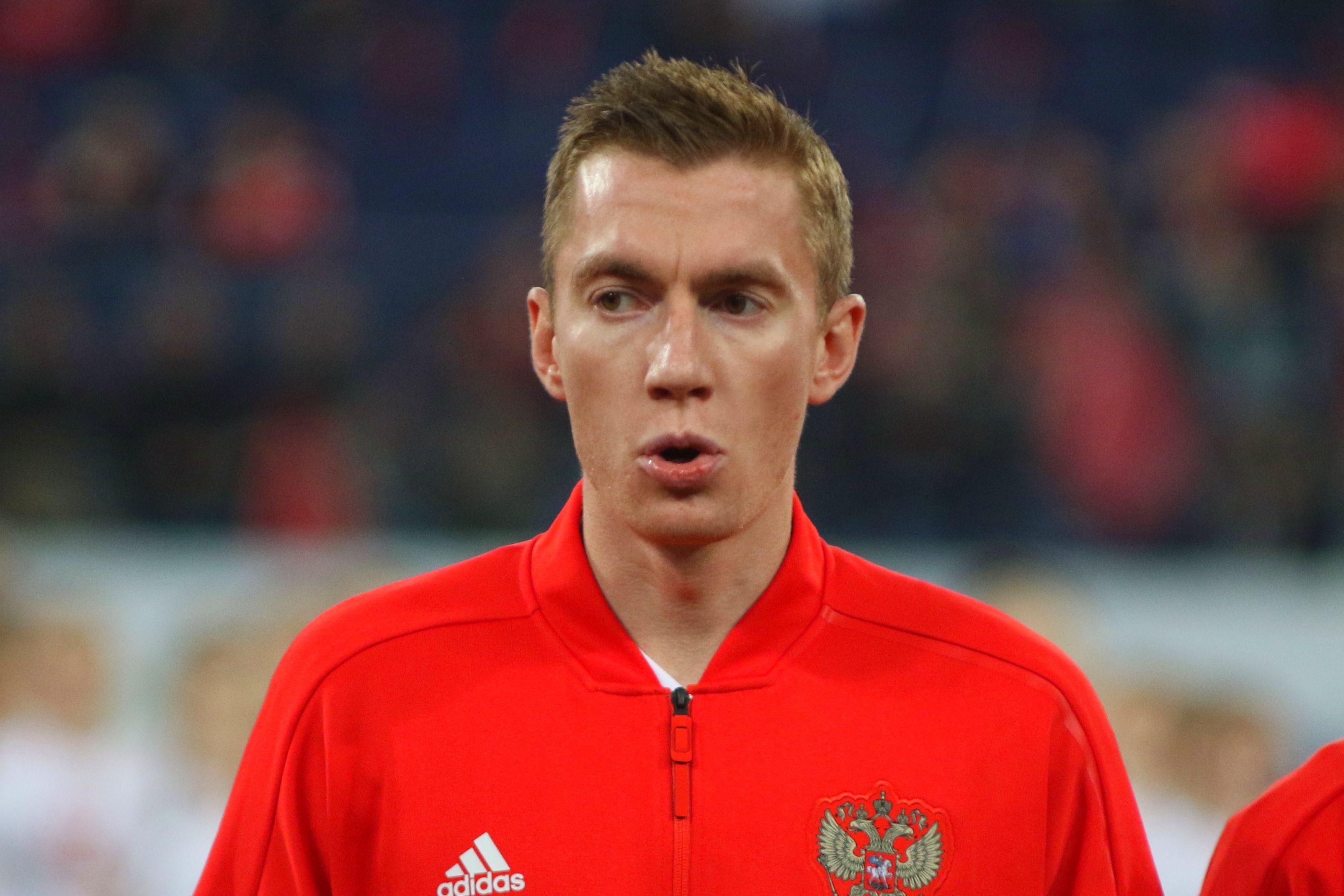 Арбитр Федотов заявил, что Семёнова незаслуженно удалили в матче с Турцией