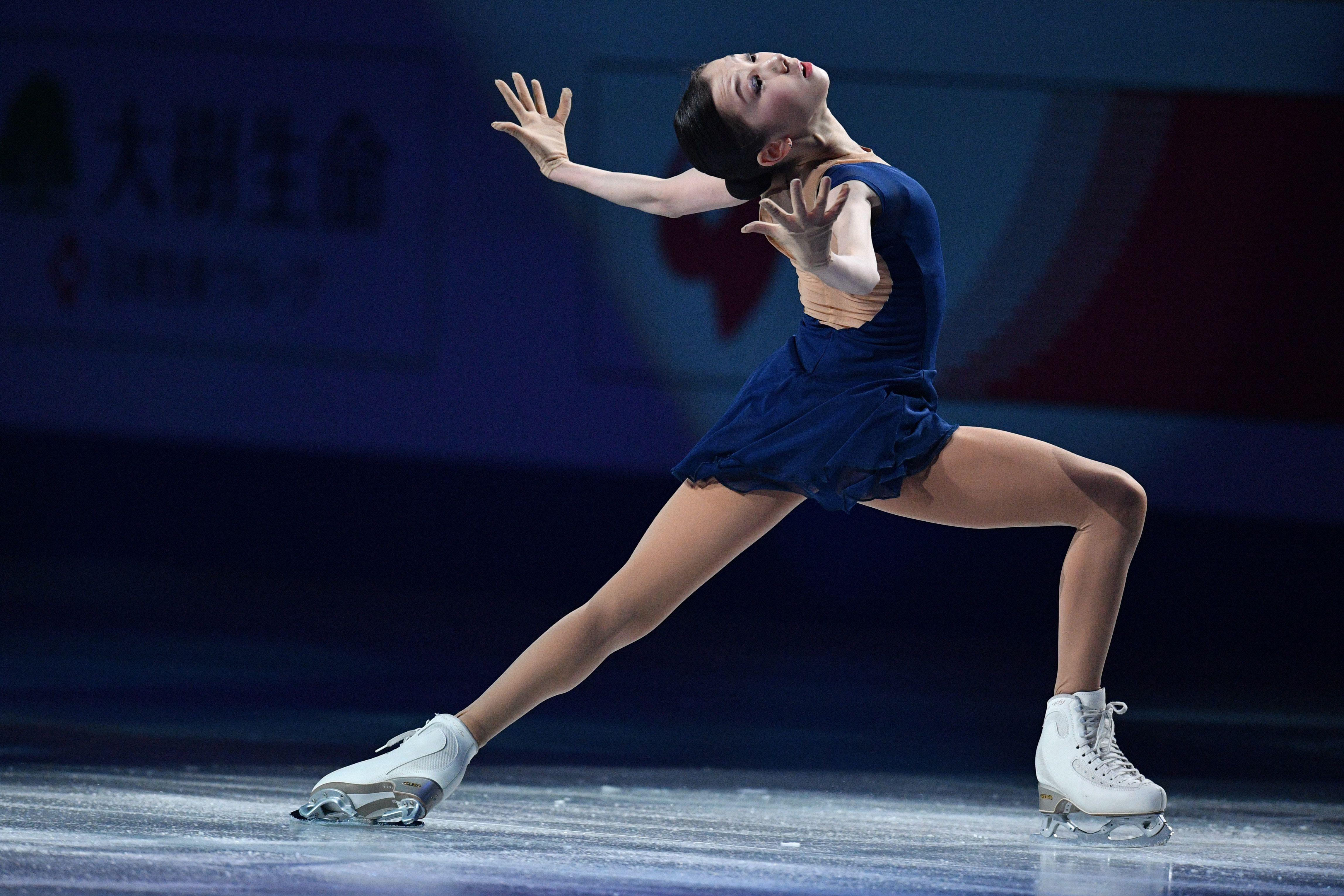 Турсынбаева поделилась эпизодом тренировки с Загитовой в 'Хрустальном'. ВИДЕО