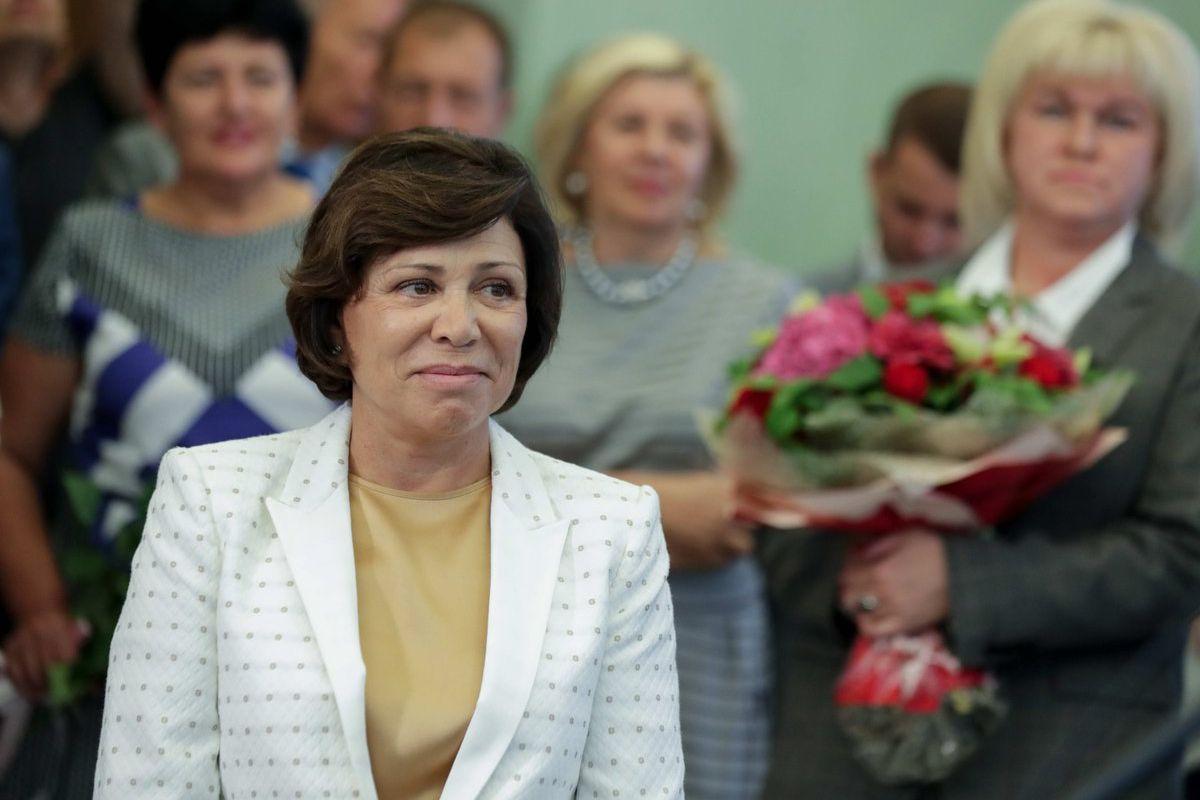 Роднина отреагировала на слова Бестемьяновой, пожаловавшейся на зарплату в 90 тыс. рублей