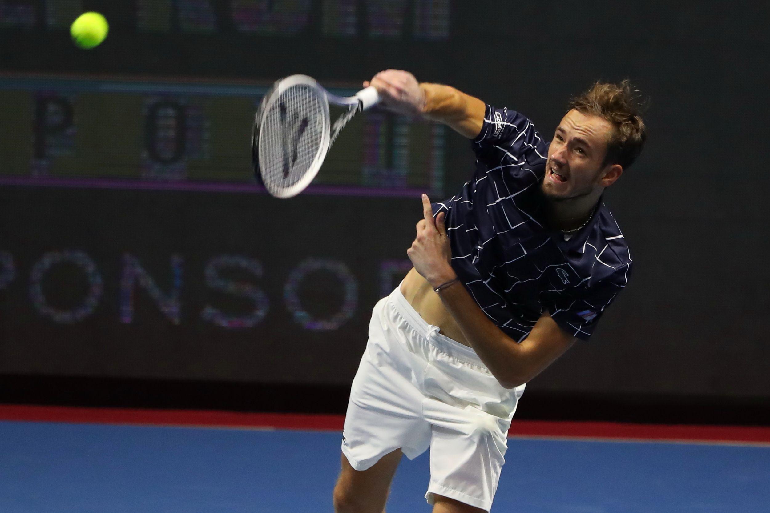 Чесноков назвал задачу-минимум Медведева на Итоговом чемпионате ATP